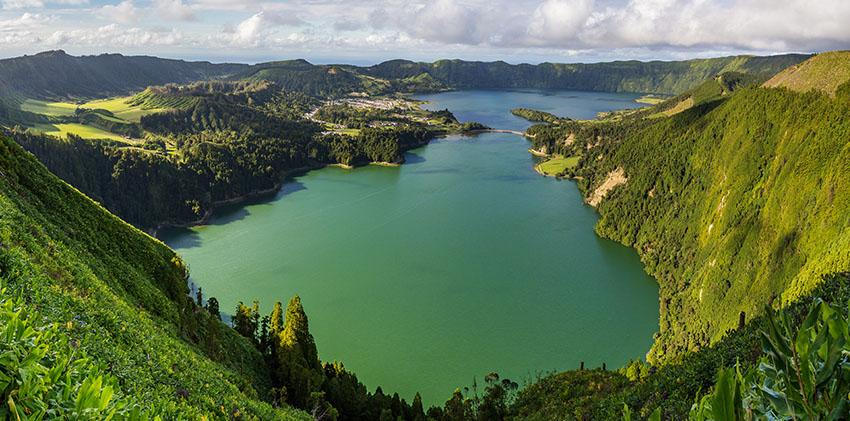 São Miguel Island -  Lagoa das Sete Cidades
