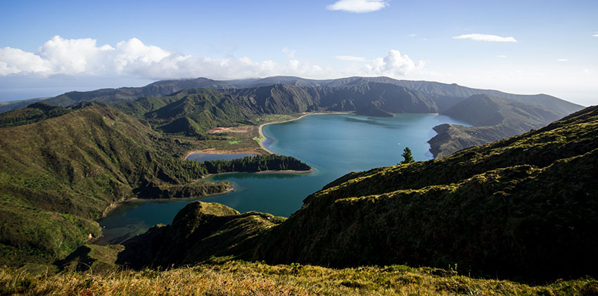 São Miguel Island -  Lagoa do Fogo