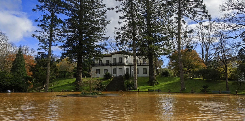 São Miguel Island - Terra Nostra Thermal Pool