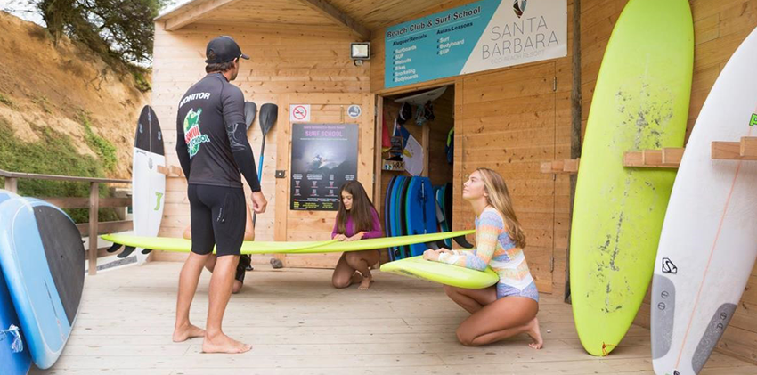 São Miguel Island - Surf School