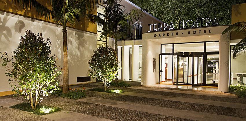 Terra Nostra Hotel - Exterior