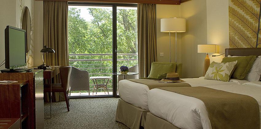Terra Nostra Hotel - Room