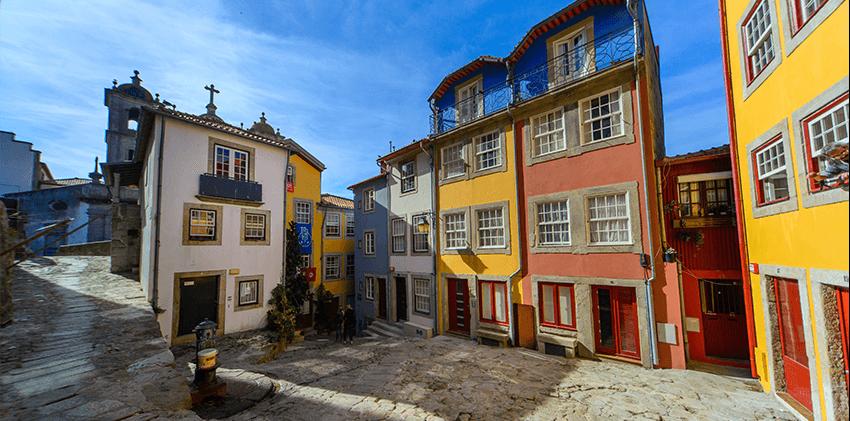 Portugal, Oporto - Old City