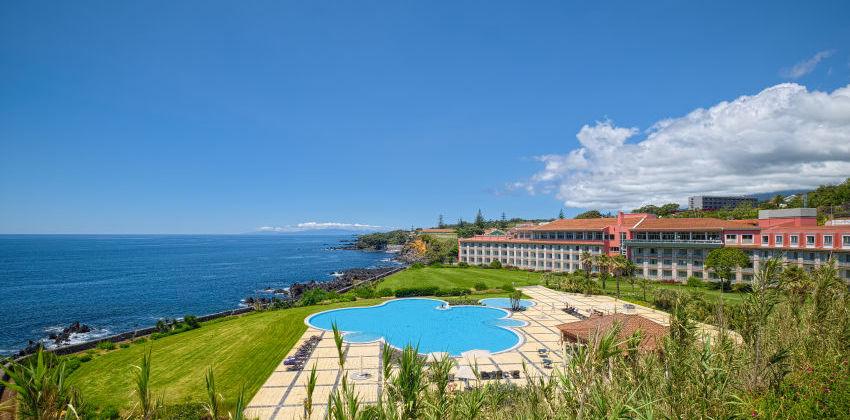 Azores, Terceira Island - Terceira Mar Hotel