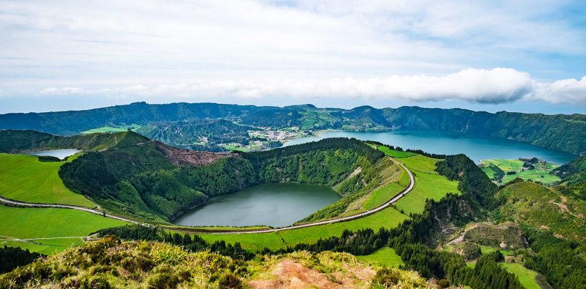 São Miguel Island, Azores - Sete Cidades