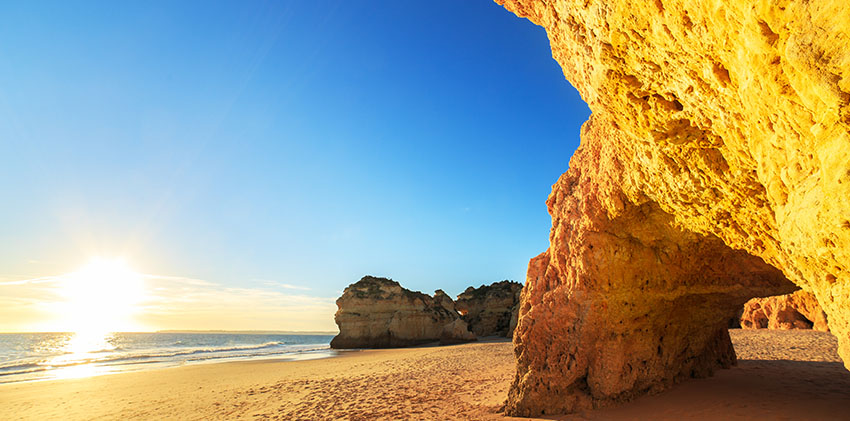 Vacation package | Discover the best beaches of Portugal