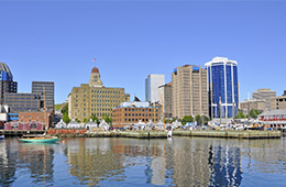 Escape routine, enjoy a citybreak in Halifax: Flight + 3* or 4* Hotel