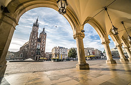 The Best Of Krakow: Flight + 3* or 4* Hotel