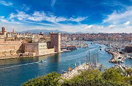 Amazing Marseille Vacations: Flight + 3* or 4* Hotel