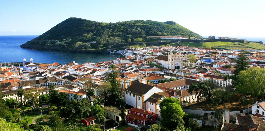 Azores, Terceira Island - Monte Brasil