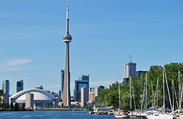 Amazing Toronto 5* Vacations: Flight + 5* Hotel
