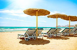 Enjoy The Best Beaches of Torremolinos: Flight + 3* or 4* Hotel