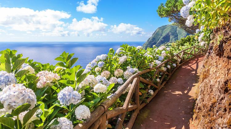 Azores, São Miguel - Ponta do Sossego