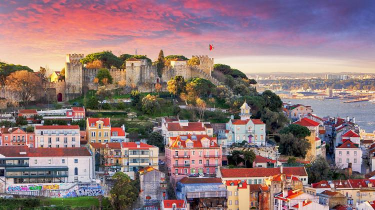 Portugal, Lisbon City - São Jorge Castle