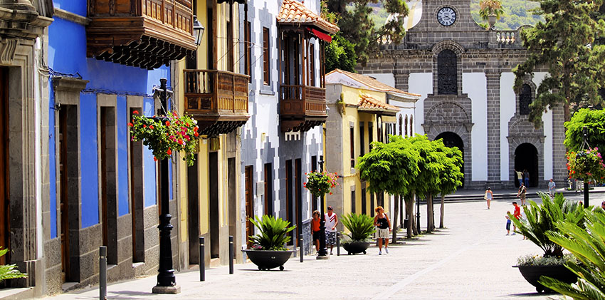 Spain, Grand Canaria - Teror