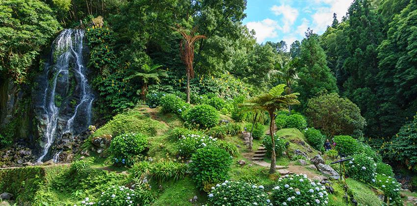 Azores, São Miguel - Ribeira dos Caldeirões