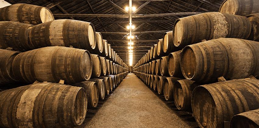Portugal, Oporto - Oporto's Wine Caves