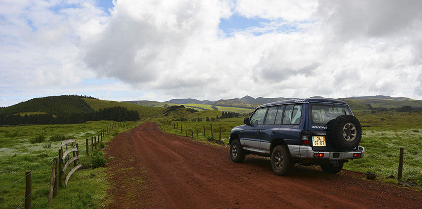 Azores, Terceira Island - Jeep Tour