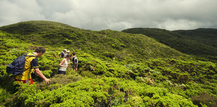 Azores, Terceira Island - Hiking