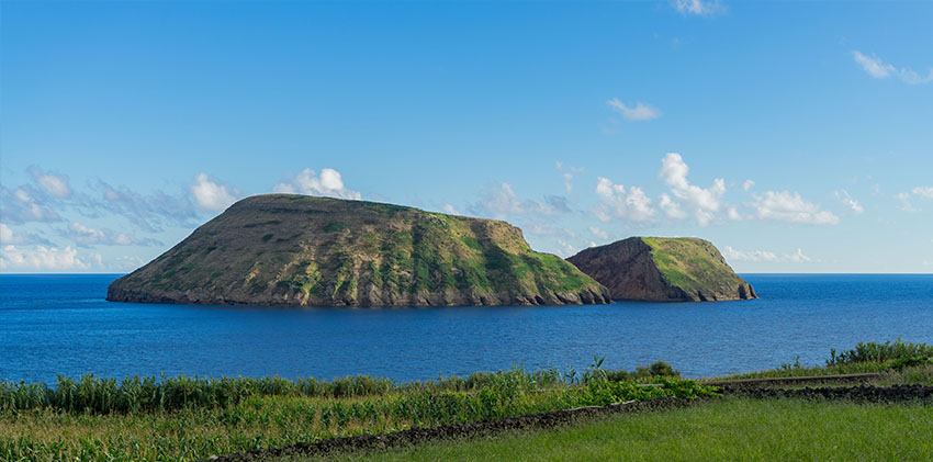Azores, Terceira Island - Cabras Islests