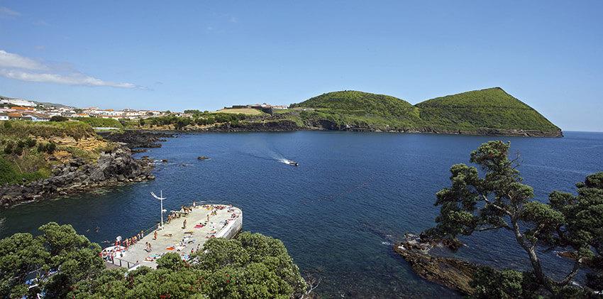 Azores, Terceira Island - Silveira Bay
