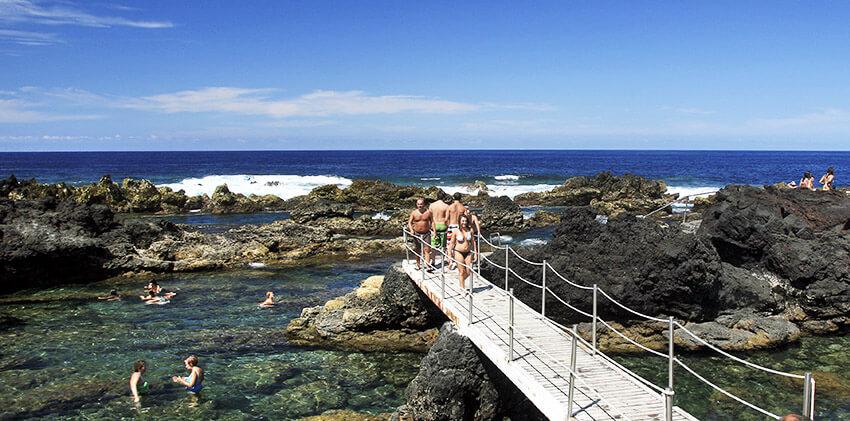 Azores, Terceira Island - Biscoitos Natural Pools