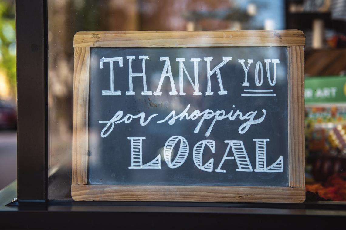 apoia os negocios da tua comunidade