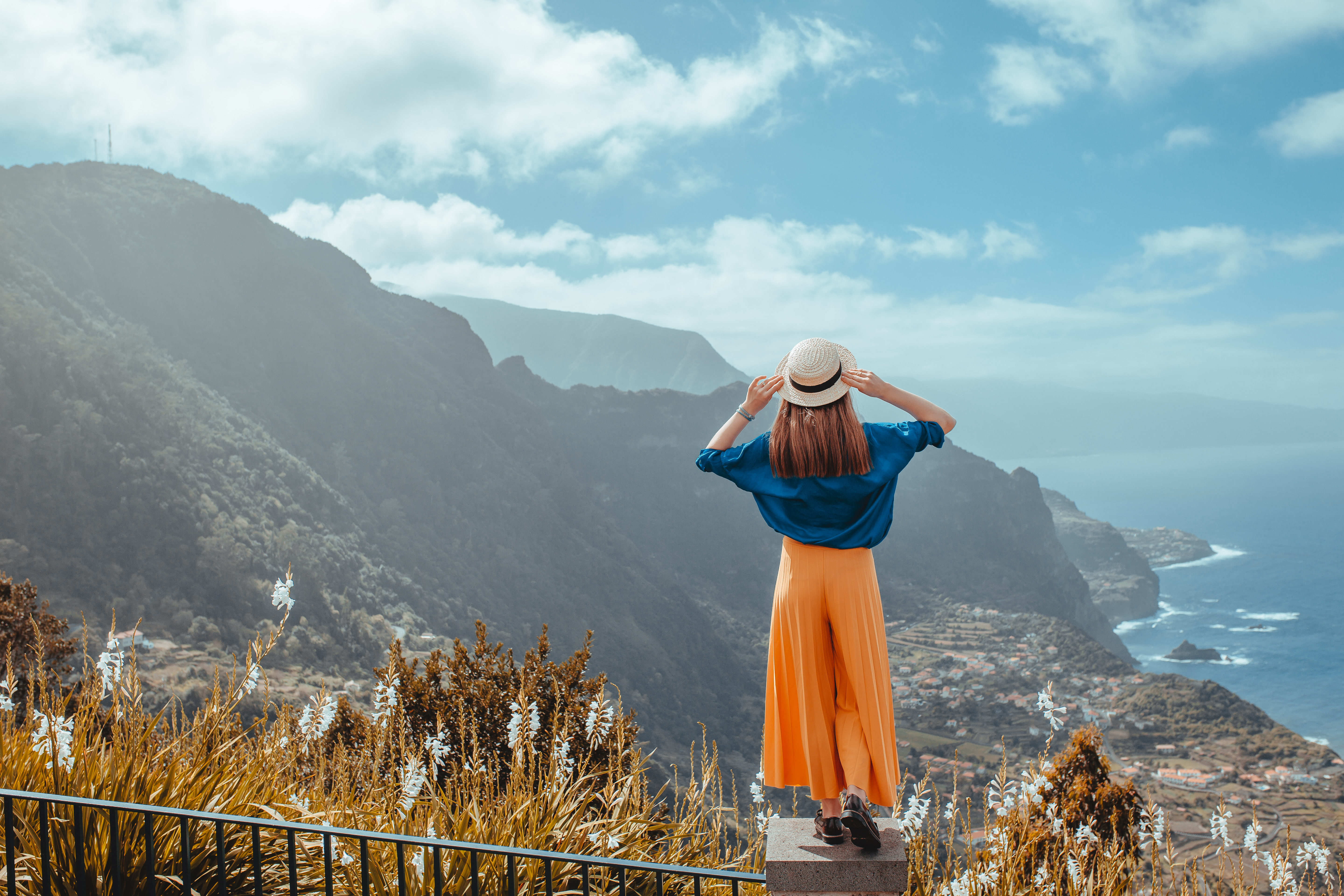 Madeira Island is one of the most covited vacations destinations in Europe.