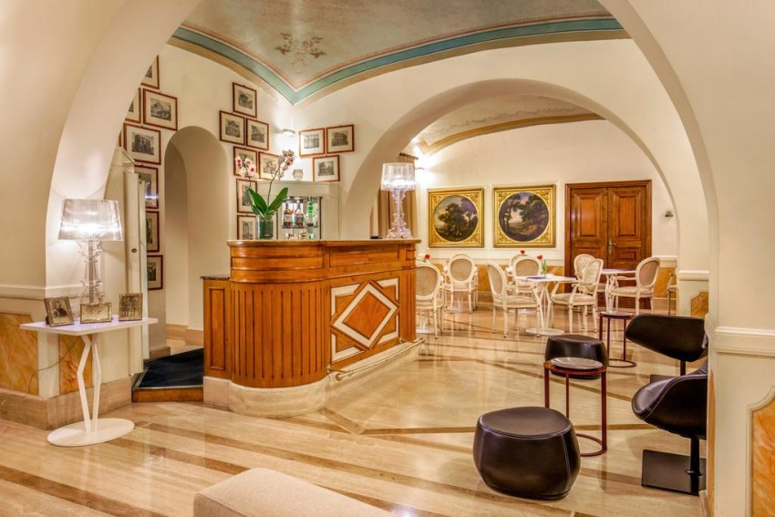 Hotel Canada Rome, Rome, IT   Book online